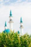 Kul Sharif mosque Stock Photos