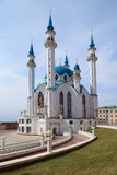 Kul Sharif Mosque no Kremlin de Kazan. Foto de Stock Royalty Free