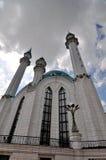 Kul Sharif Mosque no Kremlin de Kazan Foto de Stock