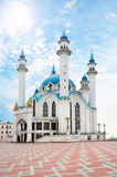 Kul Sharif mosque - Russia Royalty Free Stock Photography