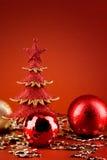 kul ziemskich drzewa xmas Obrazy Royalty Free