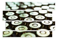 Kula Art Close Up High Quality för 45 automatisk royaltyfria foton