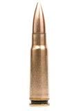 kula för 7,62 kaliber Arkivbild