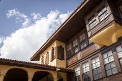 Kula Houses Royalty Free Stock Photo