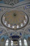Kula Sharif meczet w Kazan Kremlin zdjęcia royalty free