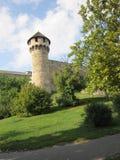 Kula u Madjarskoj stock image