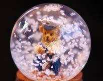 kula ziemska śnieg Obrazy Royalty Free