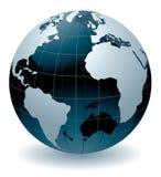 kula ziemska świat Obraz Royalty Free