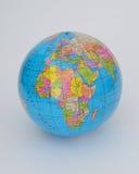 Kula ziemska Afryka centryczny Obrazy Royalty Free