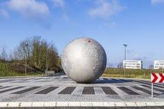 Kula ziemska przy kwaterami głównymi sławny kamery manufactur Leitz Zdjęcia Stock