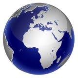 kula ziemska świat Zdjęcie Stock