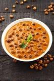 Kulambu famoso de Vatha do prato do caril de Tamilnadu Fotos de Stock