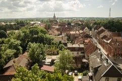 Kuldiga Photo libre de droits