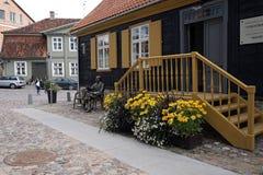 Kuldiga, Latvija photos libres de droits