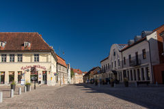 Kuldiga Old Town Stock Images