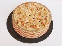 Kulebiaka tort Obrazy Stock