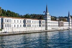Kuleli Caddesi on Bophorus, Istambul Royalty Free Stock Photography