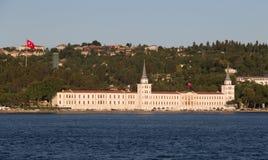 Kuleli Military High School, Istanbul Royalty Free Stock Photo