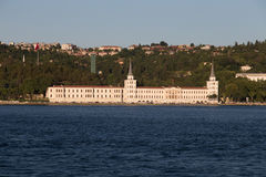 Kuleli Military High School, Istanbul Stock Photography