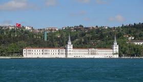 Kuleli Military High School in Istanbul Stock Photo