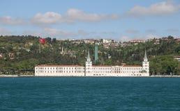 Kuleli Military High School in Istanbul Stock Photography