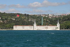 Kuleli Military High School in Istanbul Stock Image