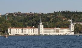 Kuleli Military High School in Istanbul Stock Image
