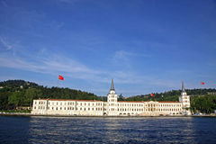 Kuleli Military High School in Istanbul, Turkey Stock Image