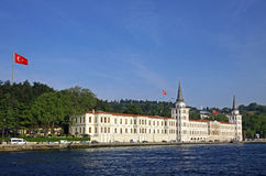 Kuleli Military High School in Istanbul, Turkey Stock Images