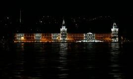 Kuleli Military High School, Istanbul, Turkey Royalty Free Stock Photography