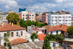 Kulesi district, Antalya city center, Turkey Royalty Free Stock Image