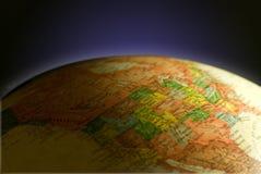 kuli ziemskiej ziemska planeta Obrazy Stock