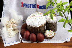 Kulich Royalty Free Stock Image