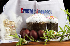 Kulich Royalty Free Stock Photos