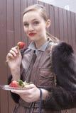 Kulicka de Maddie Fotos de Stock Royalty Free