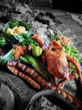 kulinarisch stockbilder