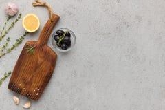 Kulinariskt skolabegrepp royaltyfri bild