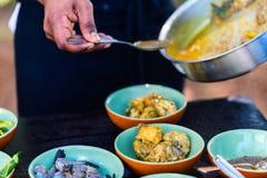 Kulinarna klasa obrazy stock