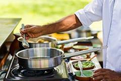 Kulinarna klasa obraz stock