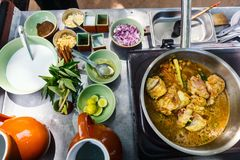 Kulinarna klasa obrazy royalty free