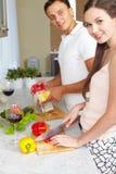 kulinarna para Obrazy Stock
