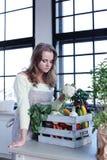 Kulinarna rama fotografia stock