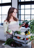 Kulinarna rama obrazy royalty free