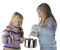 kulinarne siostry Obrazy Royalty Free