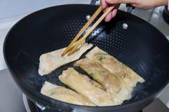 Kulinarne wiosen rolki Zdjęcie Royalty Free