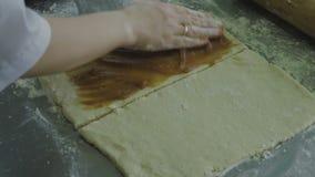Kulinarni ciastka zbiory wideo