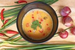 Kulinarni jajka Zdjęcie Stock