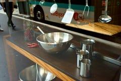 Kulinarni naczynia Zdjęcie Stock