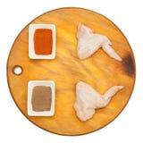 Kulinarny kurczak Obraz Royalty Free