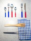 kulinarny materiał Zdjęcia Royalty Free